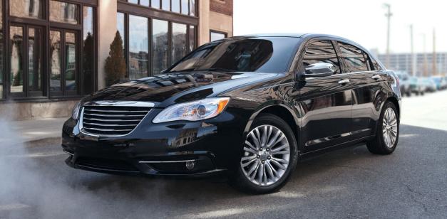 Black-Chrysler-200