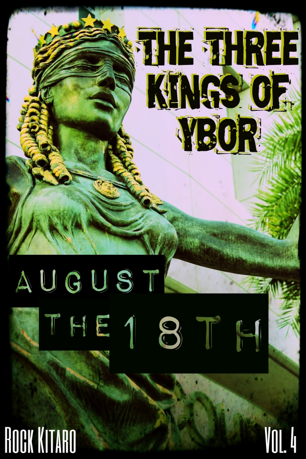 August the 18th book cover