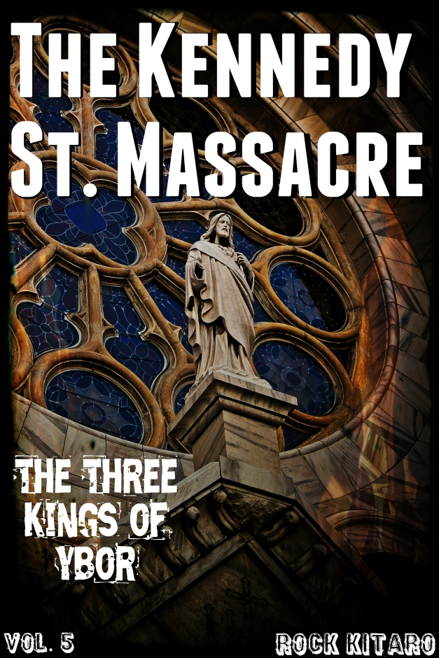 Kennedy St. Massacre Book Cover