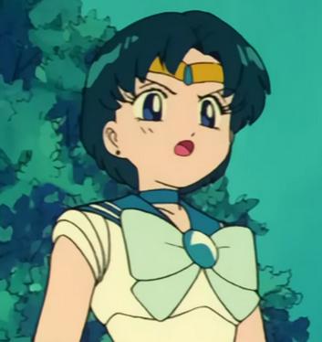 Sailor mercury - amy 2