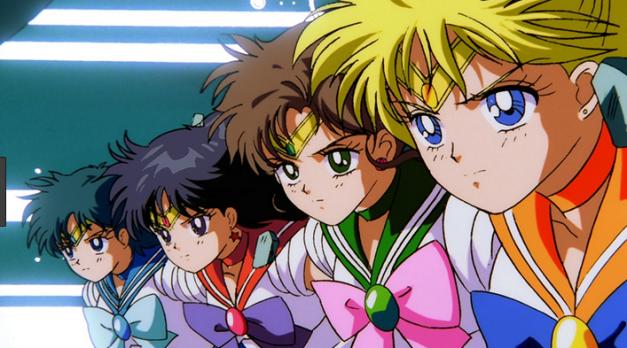 Sailor Scouts 2