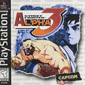 Street Fighter Alpha 3-1