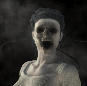 ghost by Daniel Eskridge 2
