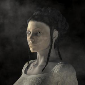 ghost by Daniel Eskridge
