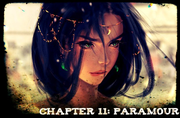 Chapter 11 - Paramour by WLOP