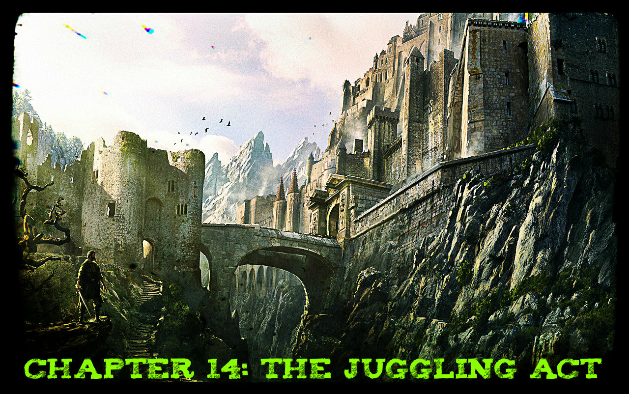Chapter 13 - The Juggling Act