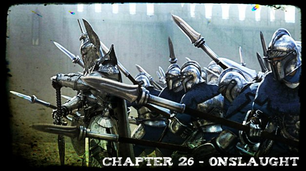 Chapter 26 - Onslaught 2