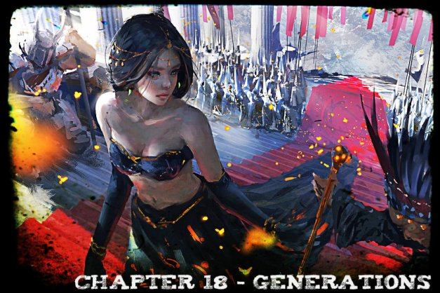 Chapter 18 - Generations WLOP