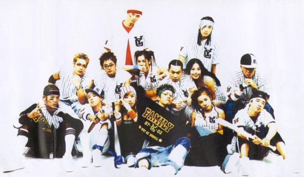 YG Family Early 2
