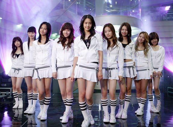 Girls Generaiton Debut