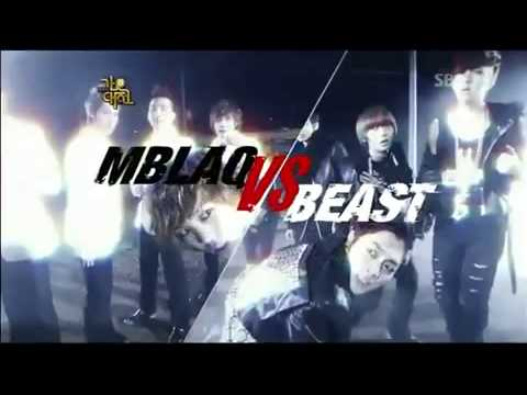 MBLAQ vs Beast