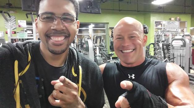 2017 Fitness buddy
